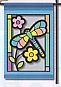 Dragonfly Mini Banner