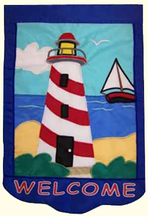 Lighthouse Service Flags and Accessories - CRW Flags Store ... |Lighthouse Flag Efficiency